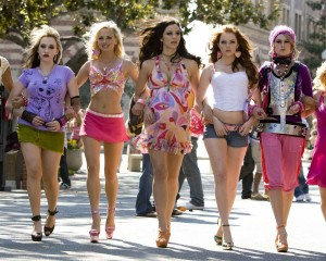 Emma Stone & Co in House Bunny