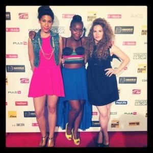 Cherrelle, Ich & Stephanie
