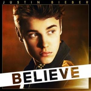 "Justin Biebers aktuelles Album heißt ""Believe""  © Universal Music"