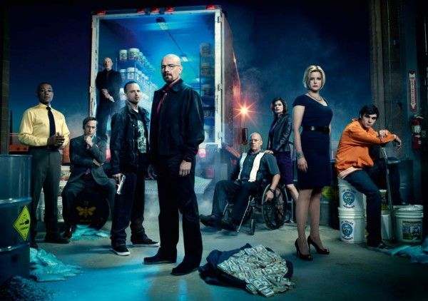 Breaking Bad wurde zur beliebtesten Serie 2013 gewählt und schafft so den Einstieg ins Guiness Buch der Rekorde.
