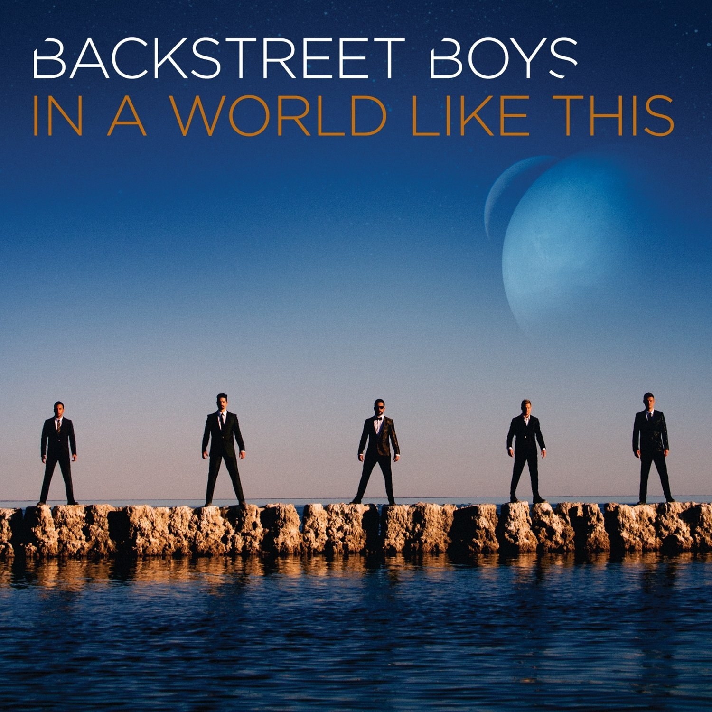 """In A World"" Like This ist das achte Studioalbum der Backstreet Boys."