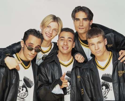 Da war die Welt der Boybands noch in Ordnung! Die Backstreet Boys 1995