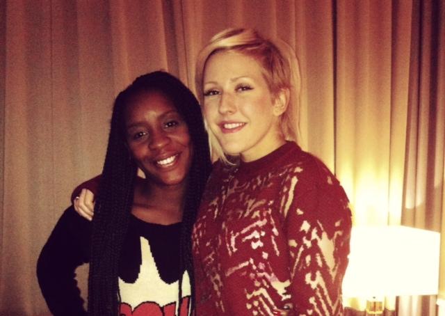 Ellie Goulding and me