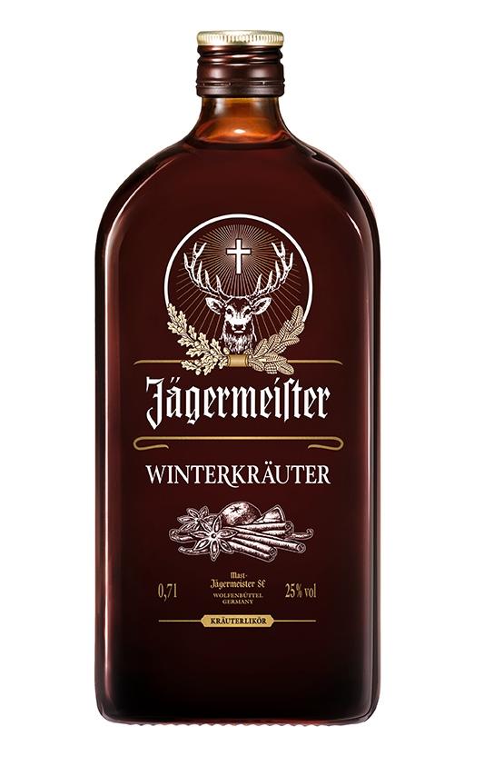 Jägermeister-Winterkräuter
