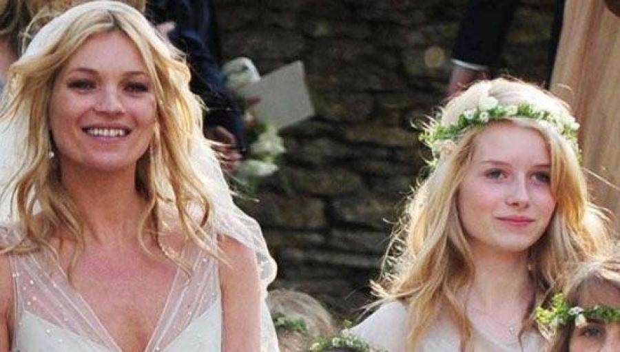 Ein bisschen ähnlich sehen sich Kate und Lotti ja schon.