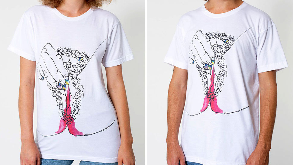 vagina-t-shirt