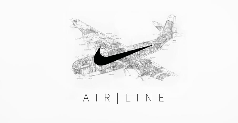 NikeMeetsAirline