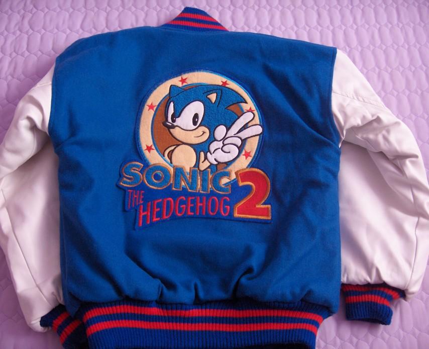 Sonic Jacke