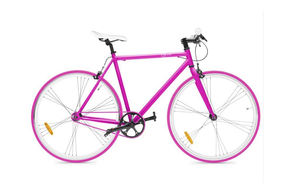 chic cycle bikes ich habe mein eigenes fahrrad designt christlclear christlclear. Black Bedroom Furniture Sets. Home Design Ideas