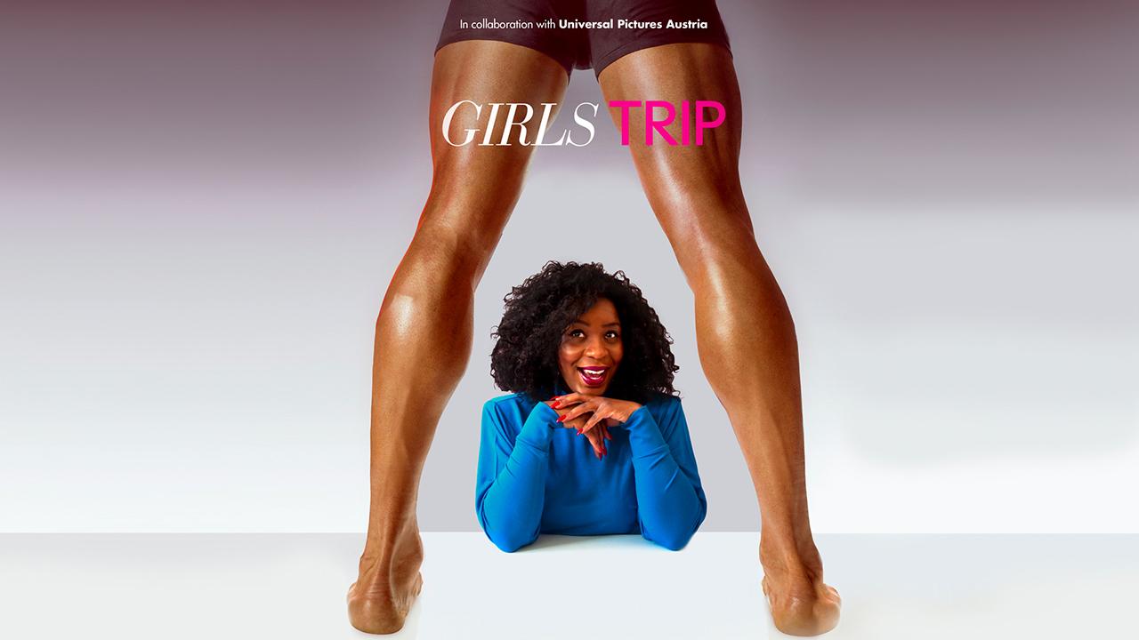 """ICH VERANSTALTE EINE MOVIE NIGHT ZUM FILM """"GIRLS TRIP""""!"""