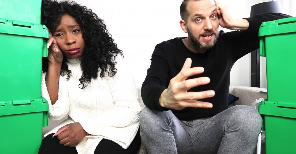 MR. & MRS. CLEAR EP. 25: DER UMZUGSWAHNSINN