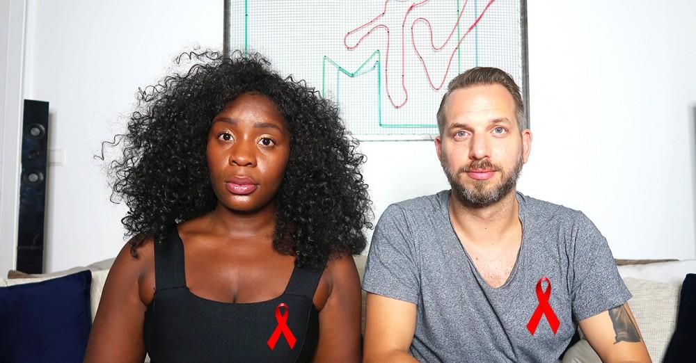 MR. & MRS. CLEAR EPISODE 41: WIR HABEN ZU HAUSE EINEN HIV-TEST GEMACHT